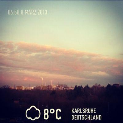 Weather Instaweather Instaweatherpro Android instagood Karlsruhe Deutschland