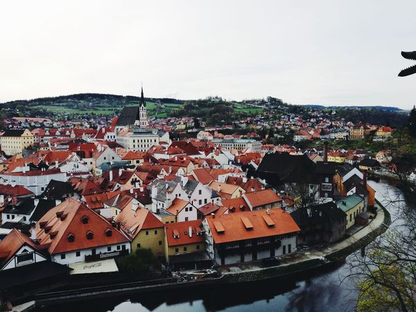 Český Krumlov Travel View From The Top Picturesque Village Fairytale Town Breathtaking Travel Photography Picturesque Travel Destinations Memories Outdoors Arts Culture And Entertainment Architecture No People