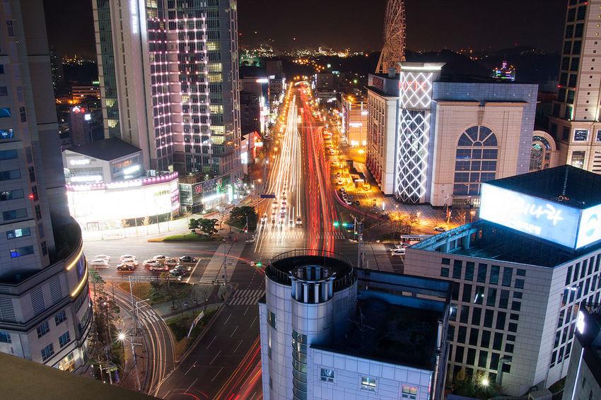 울산 의 밤 ( Ulsan Night )