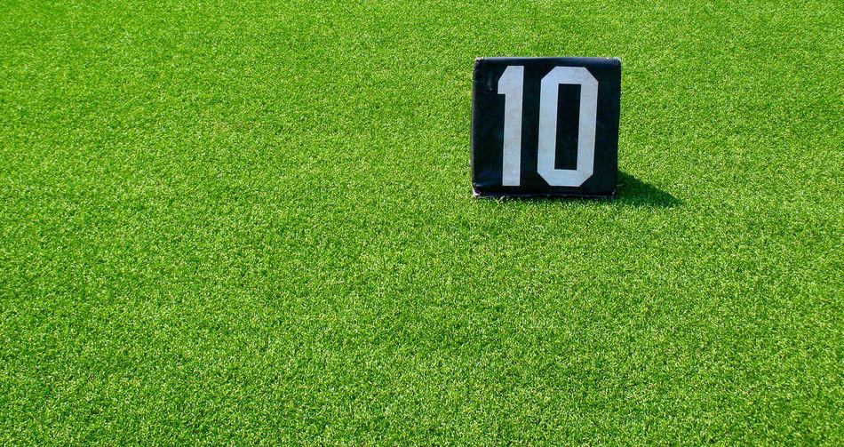 The 10 yard