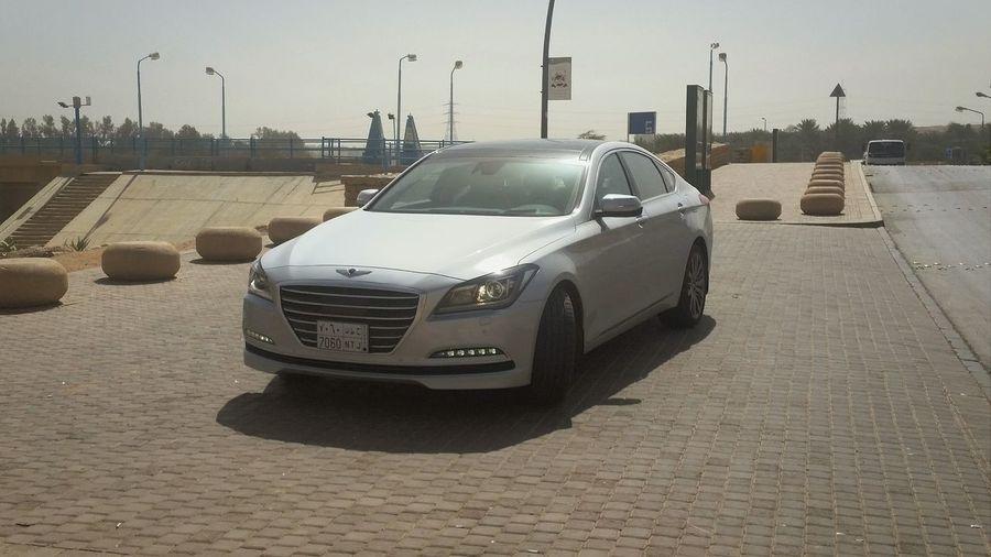 السعودية  الرياض Hyundai Genesis Cars World Saudi ?☝? سيارات