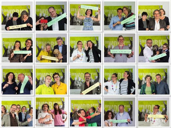 Visualstorytelling Munich Portrait Coworking Coworkers