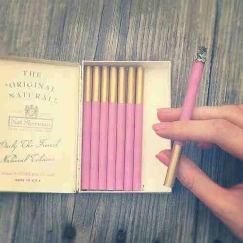 Inja baz dame sobhimo sigare soorati...