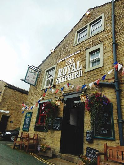 Building Exterior Architecture Bar - Drink Establishment Country Pub Skipton