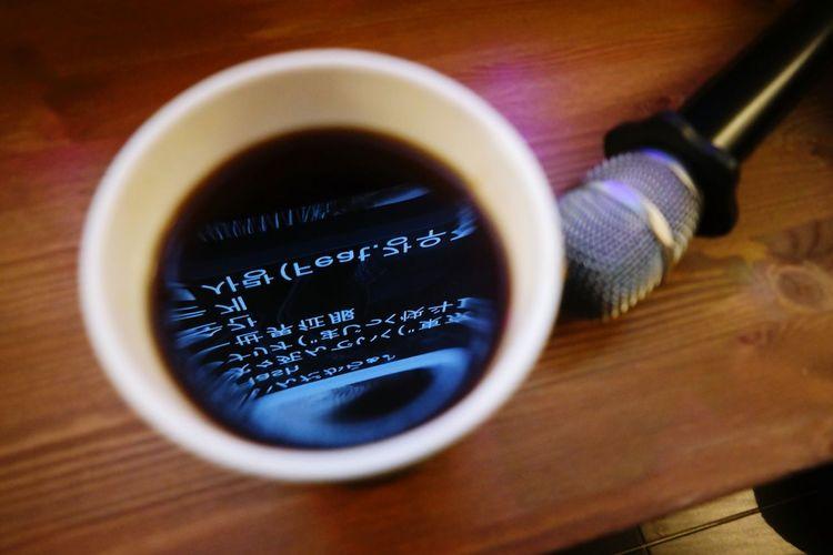 Rainy Day Coffee Singing