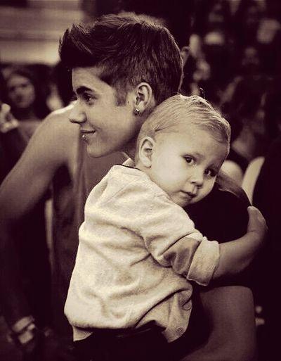 Bieber ♥♡ Kidrauhl Jaxon