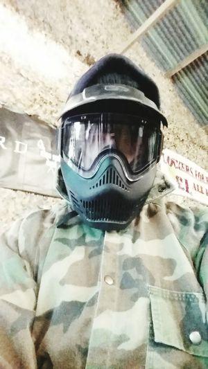Lifeofgreen Selfie Paintball Camouflage Eye4photography  Boy Man Happy Buzzing Rambo