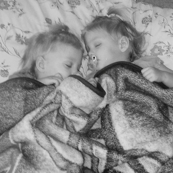 Nap Time Sleep Twinsies Twin Love Cuddles Cuties I Love My Granddaughters Family Love