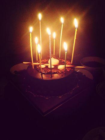 My father birthday ! :D