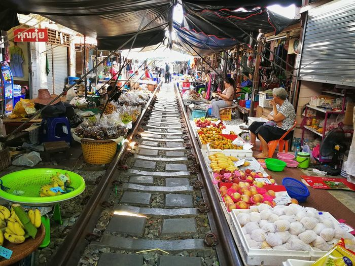 Market by the
