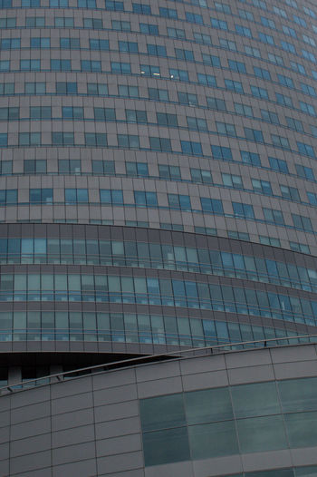 Poland Warsaw Europe Built Structure Architecture Building Exterior Building Office Building Exterior Office Glass - Material No People City Modern Reflection Pattern Low Angle View Full Frame Day Outdoors Skyscraper Nature Design Backgrounds High
