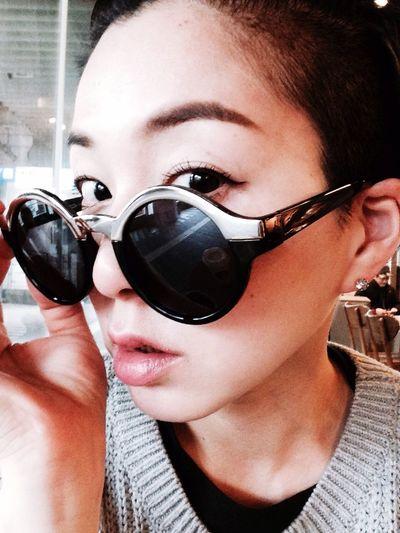Favorite Glasses That's Me Taking Photos Collection NewGlasses Gü 570円