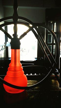 Close-up Cachimba  Shisha Time Shisha ❤ Naranja Oranje Bar Smoke Smoking