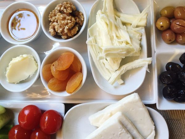 Food Food And Drink Variation Bowl Ready-to-eat Healthy Eating Plate Table No People Cheese Greek Breakfast Turkishbreakfast Appetizer Serving Size Feta Turkish