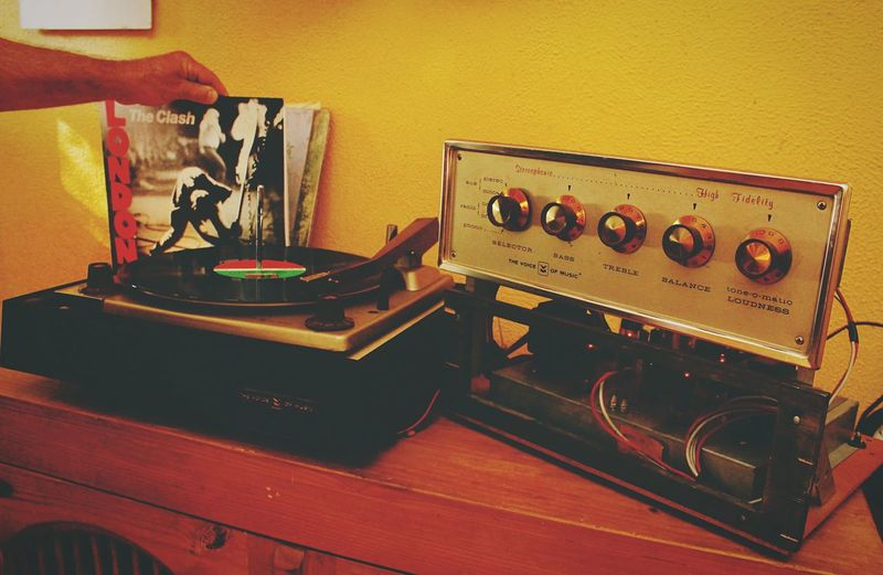 Analogue Music The Clash What I Value