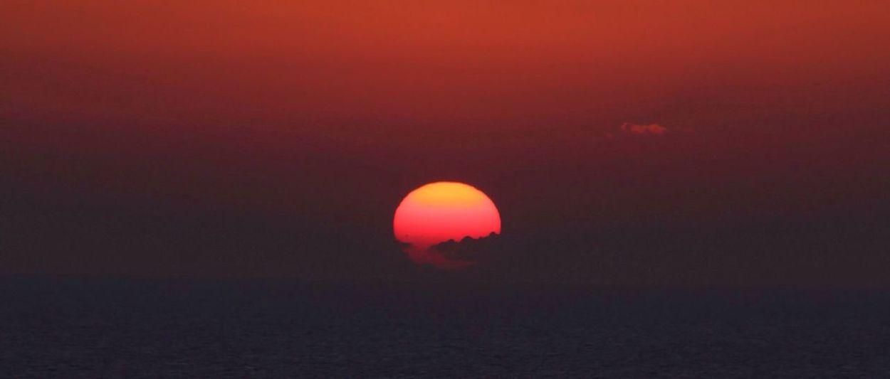 Sunset Mediterranean  Croisiere