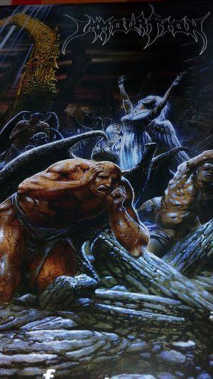 Immolation Deathmetal Vinyl