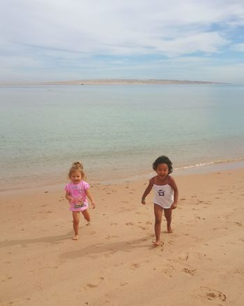 Childrenphoto Childsplay Children_collection Sea And Sky Playing Traveling Mytravelgram Travel Photography Color Photography Beautiful Nature redsea egypt