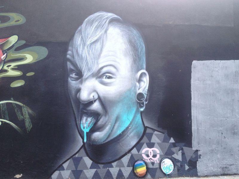 Graffiti Art Graffiti Street Art Street Photography Streetphotography Art And Craft Creativity Human Representation No People Close-up Day Statue