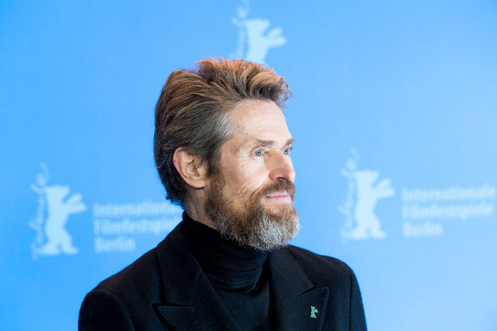 Berlin, Germany - February 20, 2018: Actor Willem Dafoe poses at the 'Don't Worry, He Won't Get Far on Foot' photo call during the 68th Berlinale International Film Festival 2018 Actor Actors Famous Film Festival Photocall Willem Dafoe Berlinale Berlinale 2018 Berlinale Festival Berlinale2018 Berlinale68 Close Up Close-up People Photo Call Portrait Posing Posing For The Camera