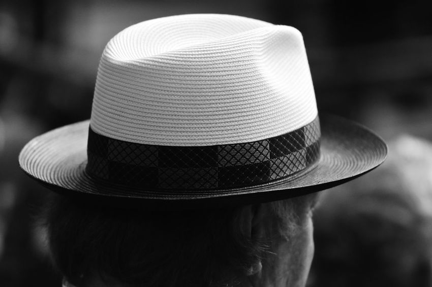 Hat Close-up People Indoors  Headwear One Person Black And White Collection! Eyeemphotography EyeEm Gallery Black & White Photography Texas Photographer This Week On Eyeem San Angelo Texas Black And White Collection