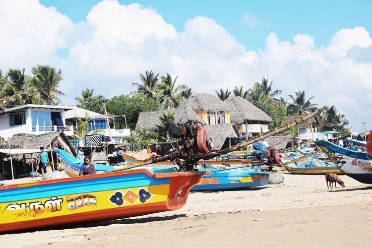 Sea Sea And Sky Boats⛵️ Fishing Boat Colors Colorsoftheweek