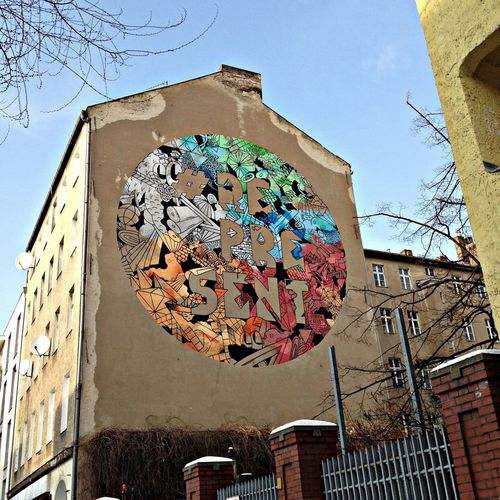 Represent Streetart UrbanART