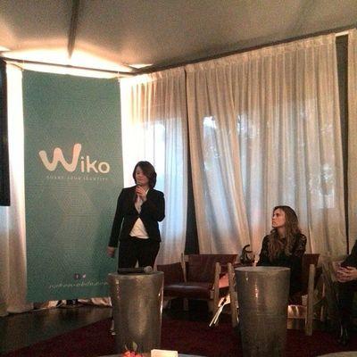 Wiko launch in Italy #wikoitalia Wikoitalia