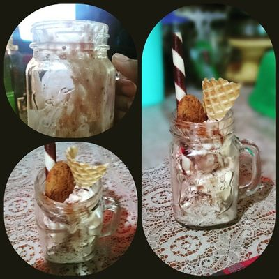 While watching the fight of the century. @stipipay Thanks so much. Sweetdelight Sweetnessoverload SupremeMasonGlass Stipipaygifttome Summertime BattleForGreatness IsangBayanParaKayPacman Oneforpacman FamilyTime Sundaysbest