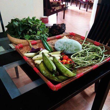 From our vegetable garden Onam Food Vegetables Vegetablegarden