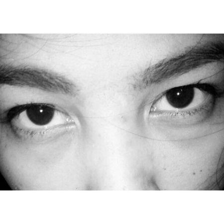 Shabu paaa. Haha Eyebags