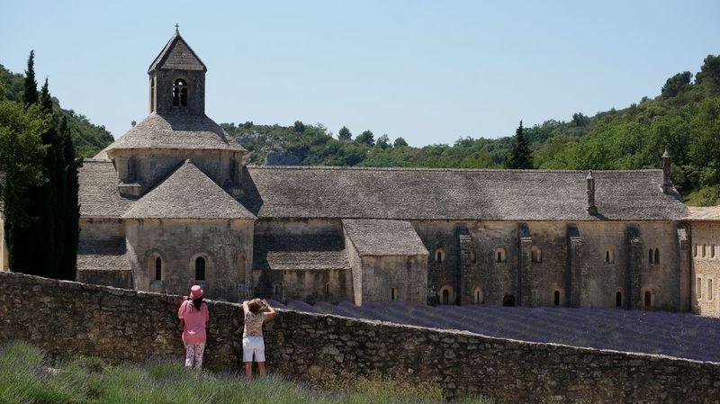 The object of desire Abbey Couleurs De La Provence France Object Of Desire Provence Senanque Tourism Travel Destinations Millennial Pink