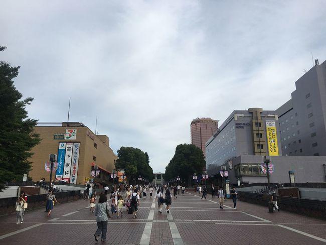お久しぶりの多摩センター*\(^o^)/*