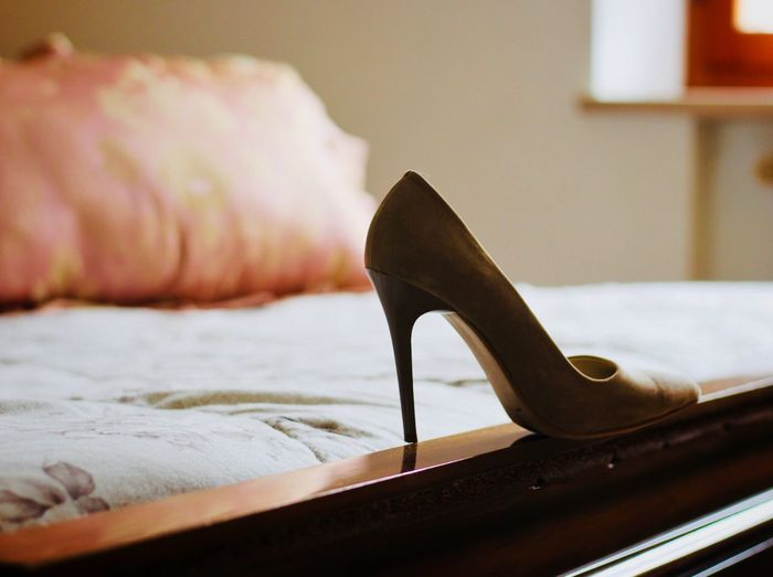 High heel Lingerie Photography Backlight Bedroom Seductive Seduction Love Woman Women Girl Girls Fashion Lingerie Erotic_photo Erotic_art Boudoir Photography Boudoir Footwear Foot Feet Shoe High Heels Heels Indoors  Focus On Foreground Close-up No People Still Life Bed Personal Accessory Home Interior