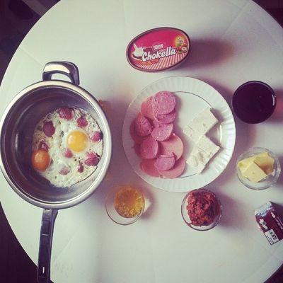 Kankimle kahvalti @aaaseeena