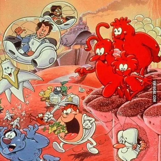 My Fav♡ Cartoon Old Times Hehehehe 