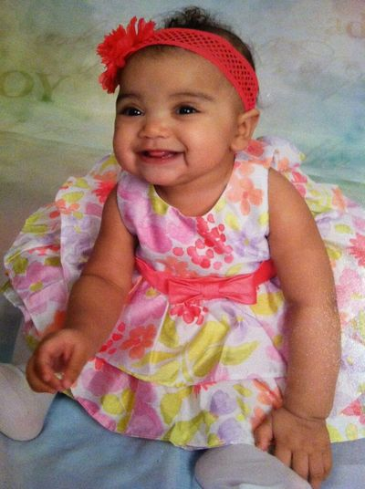 Jaelyn When She Was A Baby