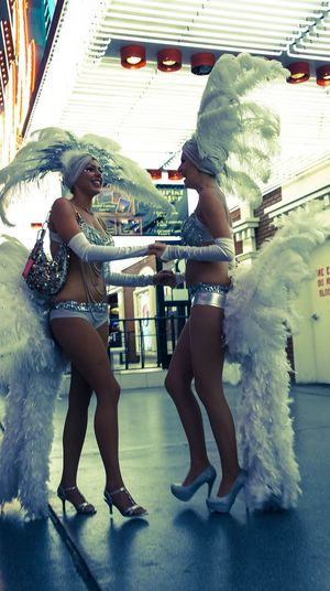 Feathers Showgirls