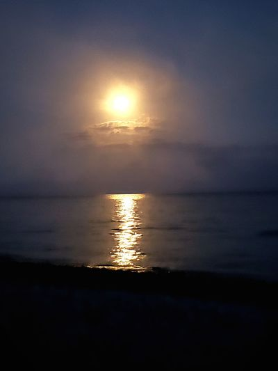 The Mobile Photographer - 2019 EyeEm Awards Water Sea Sunset Beach Wave Sun Reflection Sand Idyllic Sky My Best Photo