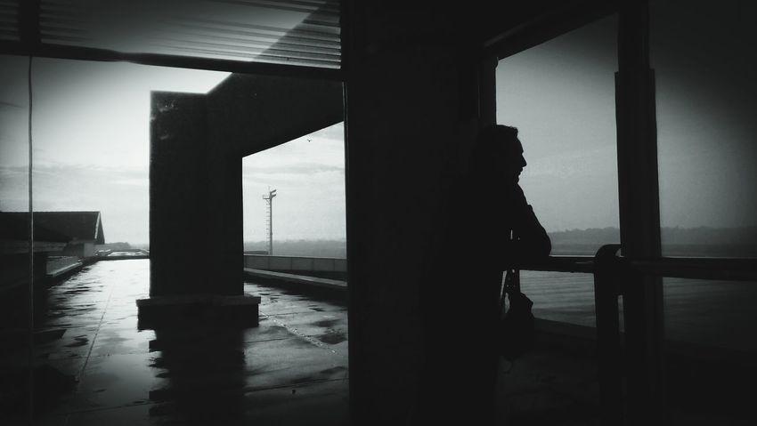 silhouette blackandwhite streetphotography Taking Photos That's Me Hello World Indonesia_allshot