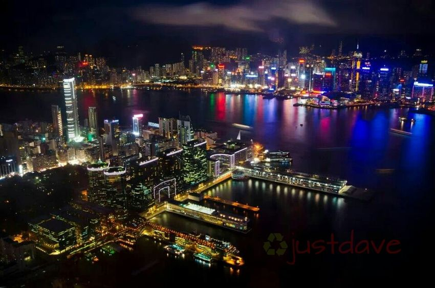 The Illusionist - 2014 EyeEm Awards Hk Nites Nights Of Hong Kong