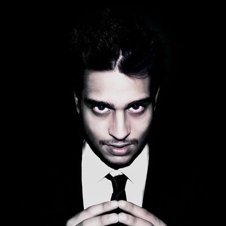 more Looking At Camera Portrait Evil One Person Mystery Adults Only Studio Shot Spooky Headshot Close-up Horror Adult People Vampire Black Background One Man Only Ominous Only Men Young Adult Human Body Part