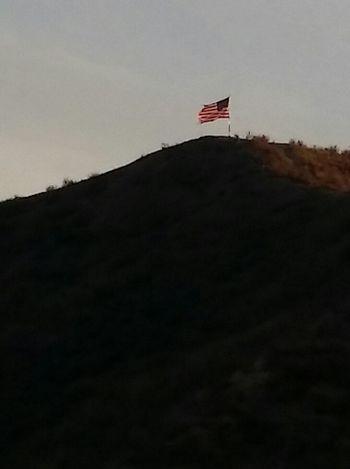 Freedom Free USA FLAG Waving Flag Redwhiteblue Mountain Strong Live Proud Homeofthebrave Peaceful