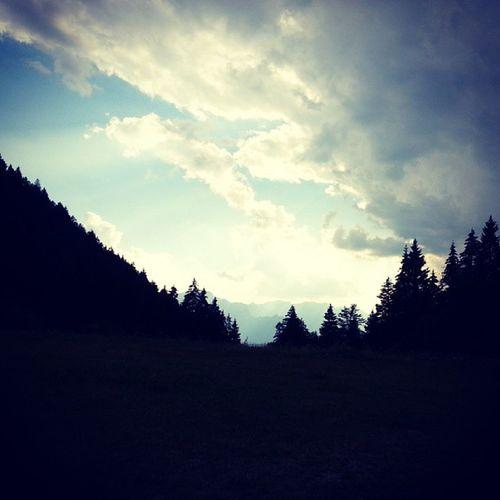 """""""Alpine Sky """"."""