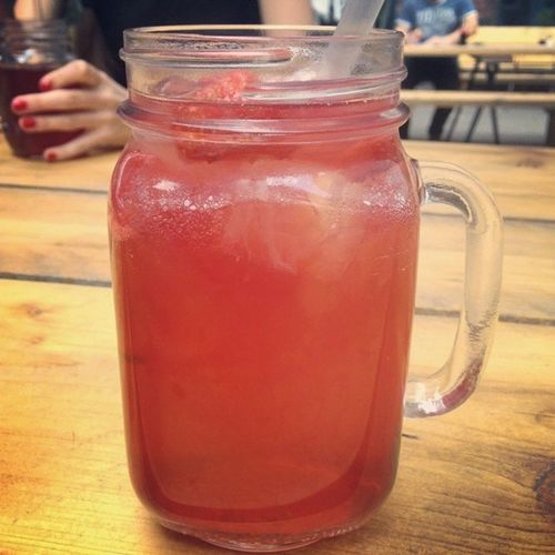 Mason jar Mugs have made their way to Berlin . Need to find me some now! Pinterestdreamsdocometrue