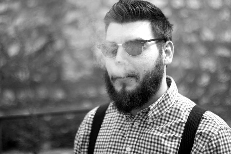 Portrait Beard Headshot Men Eyeglasses  Close-up The Portraitist - 2018 EyeEm Awards