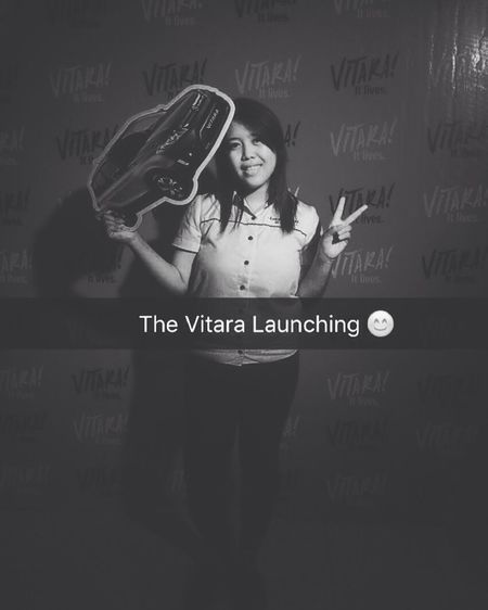 The Launching ! Vitara Itlives
