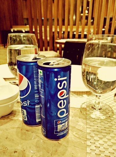 First Eyeem Photo Pepsi Restaurant
