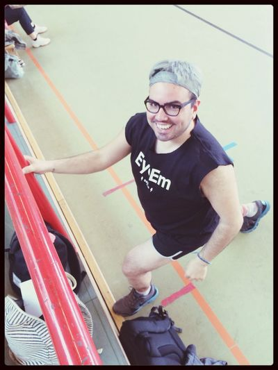 EyeEm Dodgeball 2014 Paul <3 Office Life With My BFF Paul