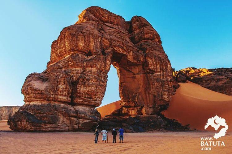 الصحراء الجزائرية